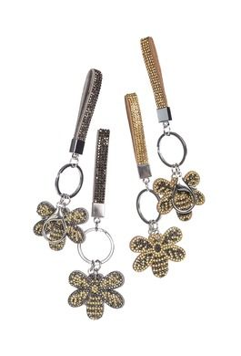 BUSY BEES KEYRINGS PEWTER